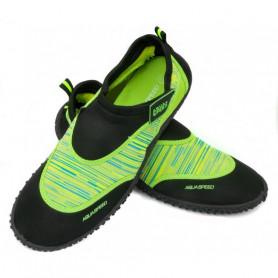 Neoprenové boty do vody Aqua Speed O1696 2B zelené