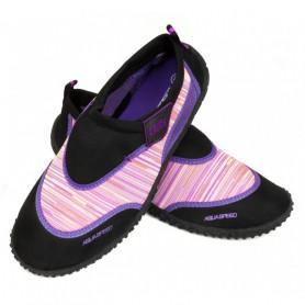 Neoprenové boty do vody Aqua Speed O1695 2A růžové
