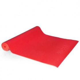 Gymnastická podložka PRO fit 173 x 61 x 0,5 cm červená