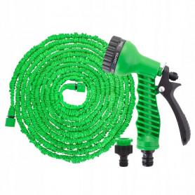 Zahradní smršťovací flexi hadice Springos X-Hose GA0102 15-45 m