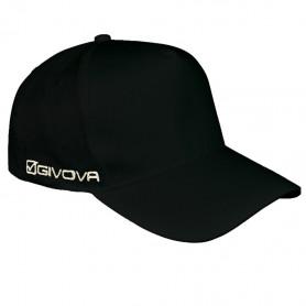 Kšiltovka Givova ACC09 0010 Sponsor černá