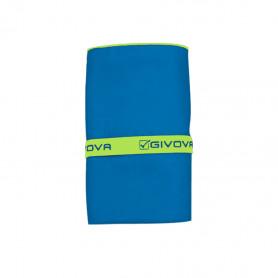 Rychleschnoucí ručník Givova Towel 165 x 80 cm modrý