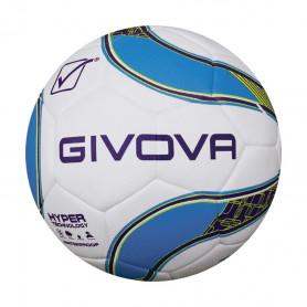 Fotbalový míč Givova Pallone Hyper Match Viola/Azzuo velikost 5
