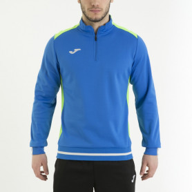 Mikina Joma Campus 1/2 zip Royal/Green
