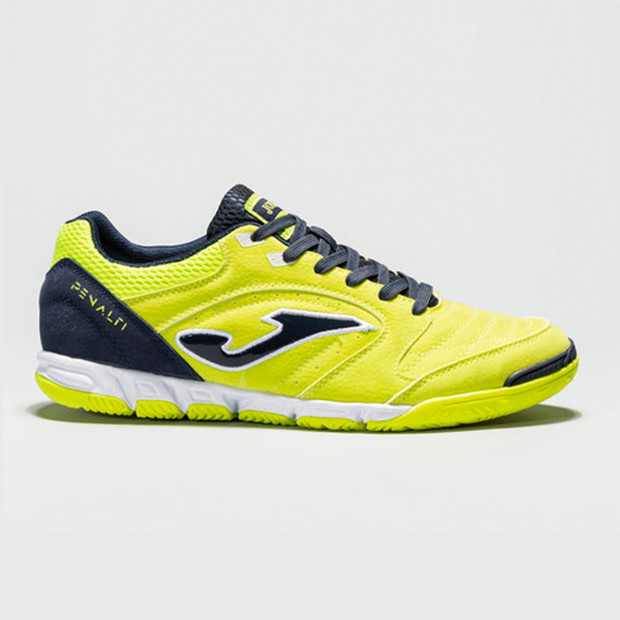 Sálovky Joma Penalti 911 Lemon-Navy Indoor