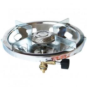 Vařič jedna plotýnka YATE CAMPING K620 (pro použití k 2 kg PB lahvi)
