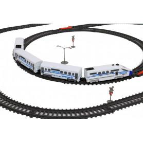 Vláčkodráha Ramiz Power Train World, 9 metrů