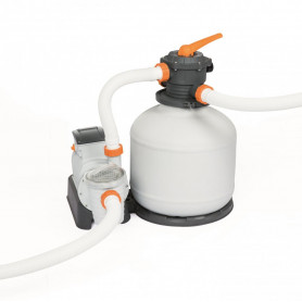 Písková filtrace BESTWAY Super - průtok 11.355 l/h