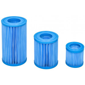 Kartuše Nano Silver pro filtraci s průtokem 3.028 - 3.785 l/h