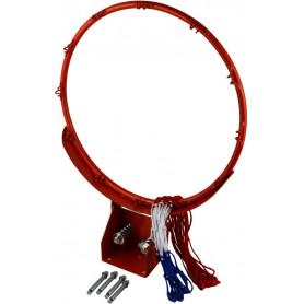 Basketbalová obroučka MASTER 16 mm odpružená se síťkou