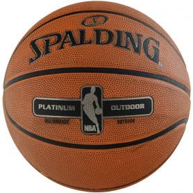 Basketbalový míč Spalding NBA Platinium Streetball Outdoor 2017 83493Z