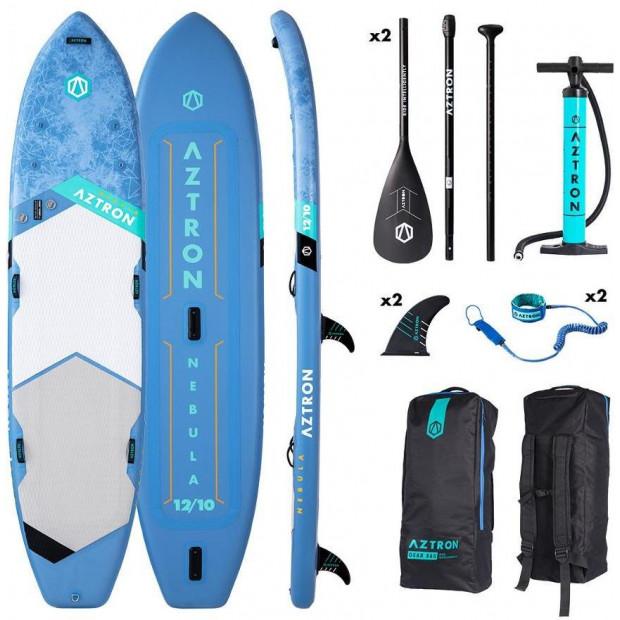 Paddleboard AZTRON NEBULA 390 cm SET