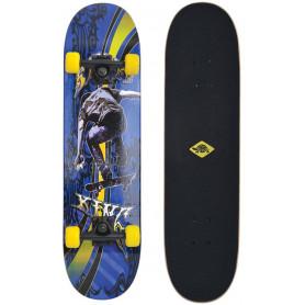 """Skateboard SCHILDKROT Slider 31"""" - Cool King"""