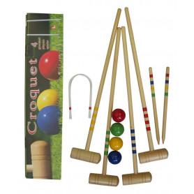Kroket - 4 hráči