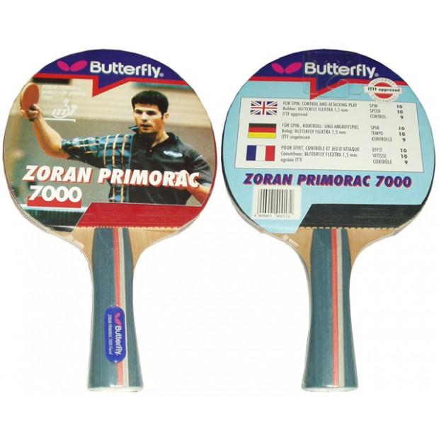 Pálka na stolní tenis Butterfly Z. Primorac 7000