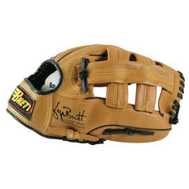 Baseballová rukavice SPARTAN - junior - levá