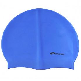 SUMMER-Plavecká čepice silikonová černá