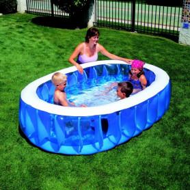 Nafukovací bazén BESTWAY Elliptic 234 x 152 cm
