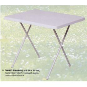 Kempingový stolek