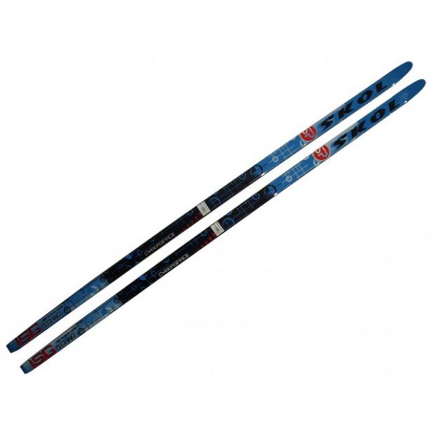 Běžky TECHNO Skol délka 150 - 170cm