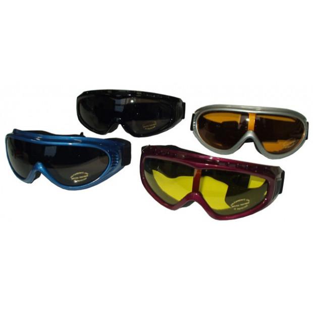 Lyžařské brýle - 4 typy