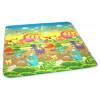Dětské piknikové deky a puzzle podložky s barevnými motivy