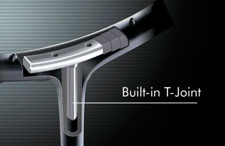 Yonex technologie NEW Built-in T-Joint