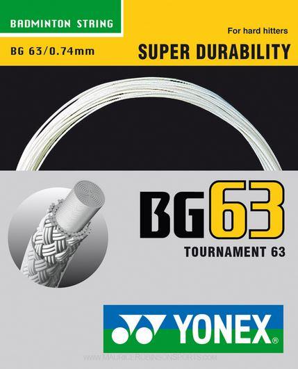 Yonex BG 63 (0.74 mm)