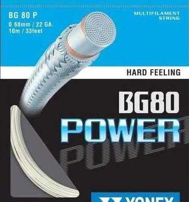 Yonex BG 80 Power (0.68 mm)