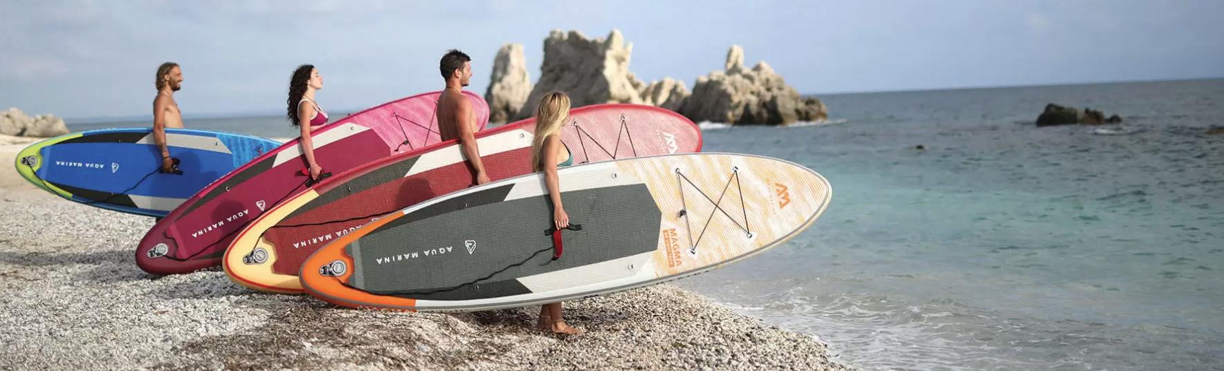paddleboardy aqua marina 2021